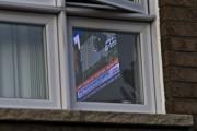 Des images de l'attentat au Parlement sur la... (PHOTO OLIVIER JEAN, LA PRESSE) - image 1.1