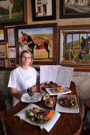 Casa Curro fait fureur avec un menu de... (Photo CRISTINA QUICLER, AFP) - image 2.0