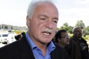 Mustapha Elayoubi, président de l'Association islamique du Saguenay-Lac-Saint-Jean.... ((Archives)) - image 5.0