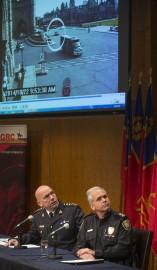La GRC a présenté une vidéo montrant comment... (Photo AFP) - image 2.0