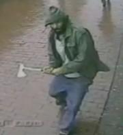 L'Américain a été identifié dans les médias comme... (IMAGE NEW YORK POST) - image 1.0