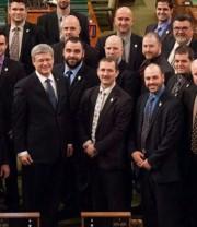 Louis Létourneau (en haut à droite) avec d'autres... (Photo tirée de Facebook) - image 3.0