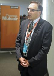 Raymond Côté, député néo-démocrate de Beauport-Limoilou... (Le Soleil, Pascal Ratthé) - image 1.0