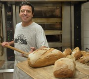 Franck Fabre de la boulangerie L'artisan et la... (Le Soleil, Pascal Ratthé) - image 1.1