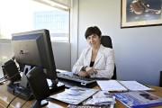 Nicole Trépanier, présidente de la Société de développement... (PHOTO PASCAL RATTHÉ, ARCHIVES LE SOLEIL) - image 2.0