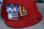 Des milliers de personnes, dont quelques membres des Cardinals de... (Photo: AP) - image 2.0