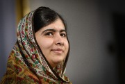Malala, âgée de 17 ans, a gagné le... (Photo JONATHAN NACKSTRAND, AFP) - image 6.0