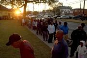 Quelque 23100 électeurs de la paroisse d'Orléans, dont... (Photo Matthew Hinton, AP) - image 2.0
