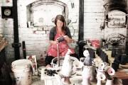 Mélissa Fillion dans son atelier appelé Usine 60... (Photo fournie par Usine 60) - image 1.0