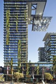 Les toits verts permettent d'améliorer la... (Photo fournie par LEAF AWARDS) - image 5.0