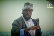 Dans la vidéo obtenue dimanche par l'AFP, Shekau... (PHOTO AFP/BOKO HARAM) - image 2.0