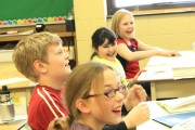 Une petite école du nord de l'Ontario a... (PHOTO FOURIE PAR ALBERT NERENBERG) - image 2.0