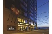 L'hôtel Four Seasons à Seattle... (PHOTO FOURNIE PAR LE FOUR SEASONS HOTEL) - image 1.0