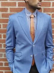 Cravate en bois de Wood Thumb, 65 $... - image 2.0