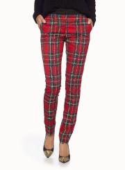 Pantalon à carreaux tartans pour femme, 45 $... - image 3.0