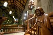 De nombreuses sculptures en bois sont aussi protégées.... (Photothèque Le Soleil, Erick Labbé) - image 1.0