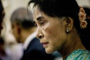 Aung San Suu Kyi... (PHOTO TOMAS MUNITA, THE NEW YORK TIMES) - image 2.0
