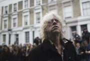 Bob Geldof à son arrivée aux Sarm studios,... (PHOTO ANDREW COWIE, AFP) - image 1.0
