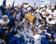 Les Carabins de l'Université de Montréal ont remporté... (Photo Jacques Boissinot, PC) - image 1.0