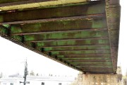 La peinture sur le pont sur la route... (Le Soleil, Patrice Laroche) - image 1.1