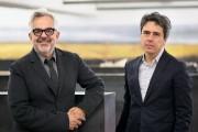 Les architectes Gilles Saucier et André Perrotte ont... (Photo fournie par Saucier + Perrotte architectes) - image 1.0