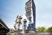 Parmi les nouveaux projets de la firme Saucier... (Photo fournie par Saucier + Perrotte architectes) - image 1.1
