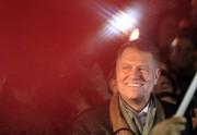 Klaus Iohannis a été élu.... (Photo RADU SIGHETI, Reuters) - image 1.0