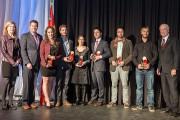Six diplômés de l'Université Laval ont été honorés... (Photo fournie par l'ADUL) - image 3.0