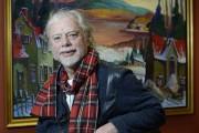 Le peintre trifluvien Normand Boisvert.... (Photo: Sylvain Mayer, Le Nouvelliste) - image 2.0