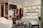 En plus d'être spacieuses, toutes les cabines du... (Photo fournie par Club Med) - image 1.0