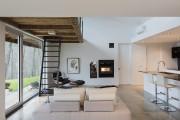 La cuisine et le salon ont un plancher... (Photo Edouard Plante-Fréchette, La Presse) - image 1.0