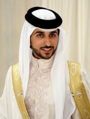 Le princeNasser ben Hamad al-Khalifa... (PHOTO ARCHIVES AFP/BNA) - image 4.0