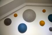 Les absorbeurs et diffuseurs acoustiques en laine KULA... (PHOTO ALAIN ROBERGE, LA PRESSE) - image 1.0