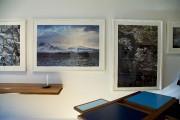 Les photographies des paysages islandais sont de Finnur... (PHOTO ALAIN ROBERGE, LA PRESSE) - image 1.1