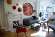 L'ambiance «appartement» des commerces de la rue Crescent... (PHOTO ALAIN ROBERGE, LA PRESSE) - image 2.0