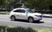 Un des véhicules d'essai de Google, un Lexus... (Photo archives AP) - image 3.0