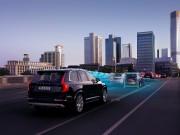 Le jour où un véhicule circulera sans conducteur ne... (Photo fournie par Volvo) - image 5.0
