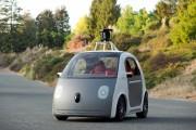La voiture Google... (Photo fournie par Google) - image 6.0