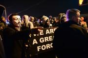 La tension était palpable samedi à Ferguson, dans... (PHOTO JEWEL SAMAD, AFP) - image 1.0