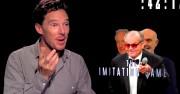 Benedict Cumberbatch... (Photo tirée de YouTube) - image 5.0