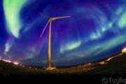 Depuis la mise en fonction de son éolienne,... (PHOTO FOURNIE PAR TUGLIQ) - image 2.0