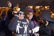 La police de Ferguson a lancé du gaz... (AFP) - image 1.1
