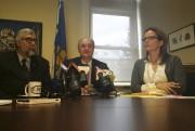 Pour les élus de Démocratie Québec, Yvon Bussières,... (Collaboration spéciale Valérie Gaudreau) - image 1.0
