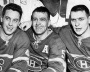 Gilles Tremblay (à droite) complétait un trio avec... (Photo Réal St-Jean, archives La Presse) - image 2.1