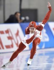 Laurent Dubreuil est cinquième au classement de la... (Photo Kazuhiro Nogi, AFP) - image 2.0