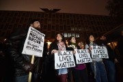 Plus de 180 personnes ont été arrêtées à Los Angeles dans la nuit... (Photo: AFP) - image 3.0