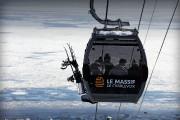 Le Massif de Charlevoix modifiera l'ouverture de sesremontées... (Photo Bernard Brault, ARCHIVES La Presse) - image 1.0