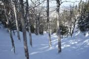 Le ski hors-piste au Mont-Édouard, au Saguenay, sera... (Photo fournie par le mont-Édouard) - image 1.1