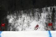 Erik Guay teste son équipement et sa glisse... (Photo Bernard Brault, ARCHIVES La Presse) - image 3.0