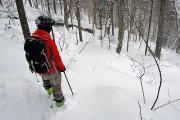 Ski en montagne hors des sentiers battus... (Collaboration spéciale Jean-Sébastien Massicotte) - image 1.1